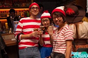 Bonjour Tokyo Halloween