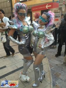 Kawasaki Halloween parade
