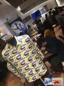 Retour vers le futur café Tokyo