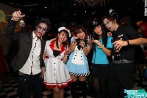 Bonjour Tokyo Halloween Cabaret