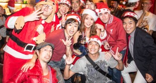 RED Christmas Party 2015