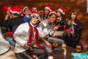 Bonjour Tokyo RED Christmas 2015