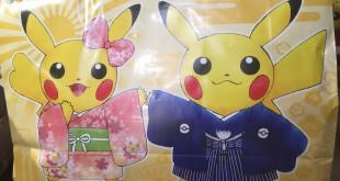 Bonne année, Pikachu et Fukubukuro