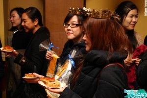 Bonjour Tokyo galette des rois