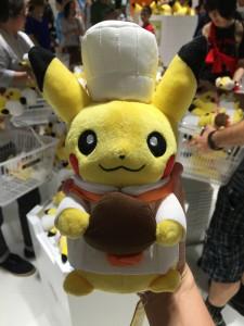 Pikachu édition limitée