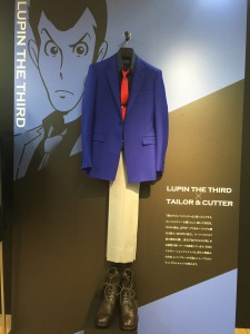 Lupin the third isetan