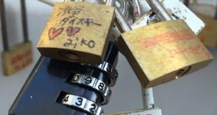 Les cadenas d'amour… de Harajuku