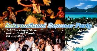 06/25 Summer PARTY !!! ***Yukata, Bikini, Beach, Summer Time***