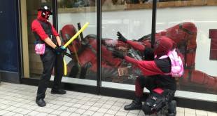 DeadPool au Japon 2 : Le DeadPool Cafe