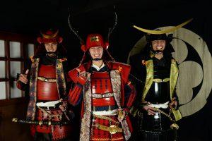 Bonjour Tokyo Samurai