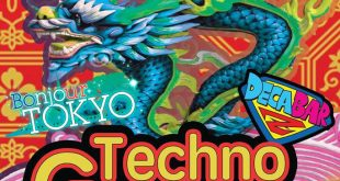 09/30 TECHNO GYOZA PARTY