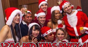 12/16 (sat) RED CHRISTMAS PARTY 4