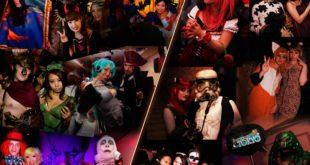 19/10 & 26/10 ! HALLOWEEN PARTIES !!!